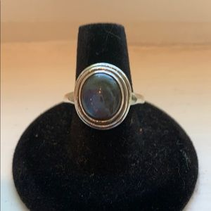 Jewelry - Labradorite and Sterling Silver Ring